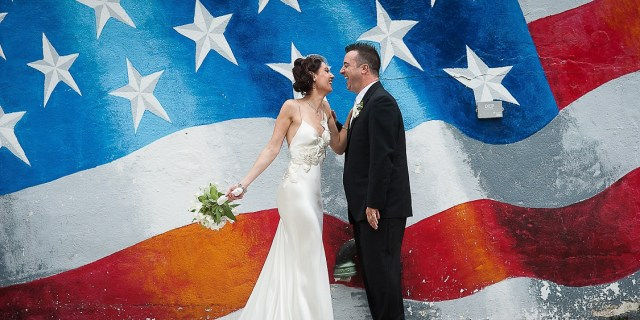 July 4 Wedding Inspiration