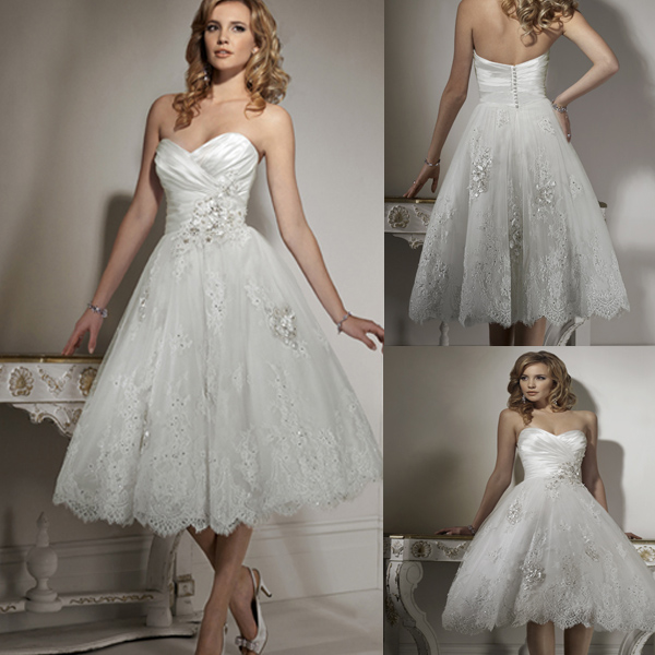 ... Short Wedding Dresses For Cute Girls 2015 2016