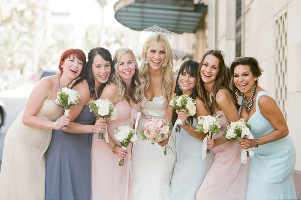 Choosing The Right Dresses For Bridesmaid