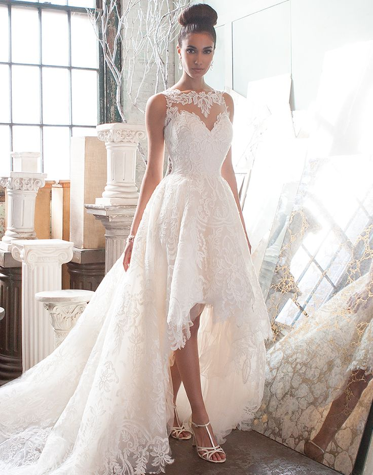Yolancris 2016 Wedding Dresses Orchid Collection